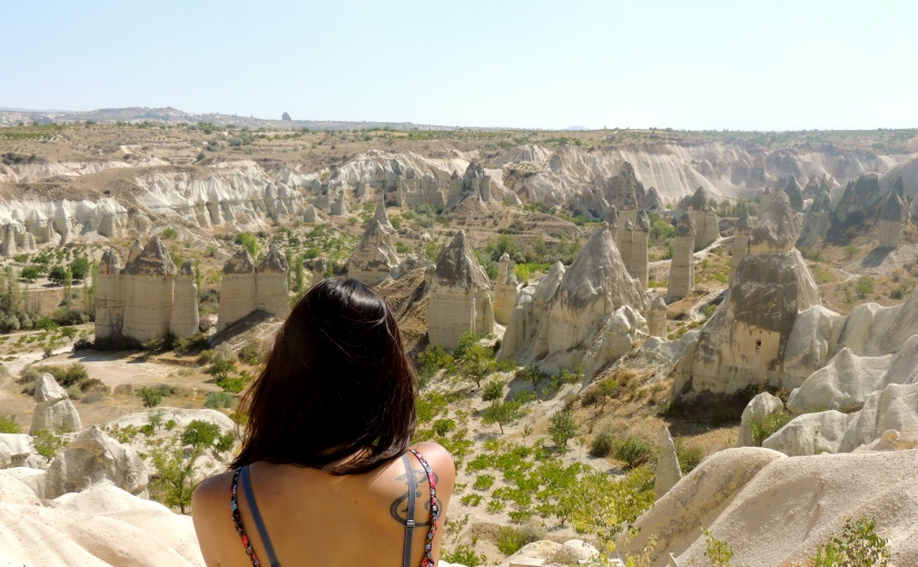 Out of this world – Cappadocia !!